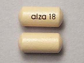 concerta 18 mg, adhd treatment