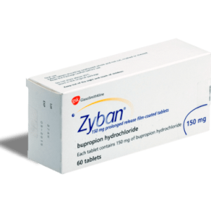 Buy Zyban Online, Bupropion SR 150mg, Quit Smoking Tablet, Wellbutrin 300 mg